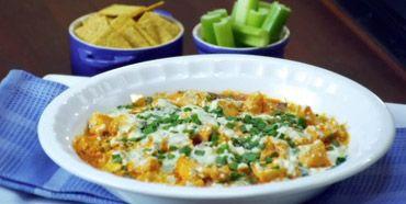 PHILLY Buffalo Chicken Dip Recipe — Dishmaps
