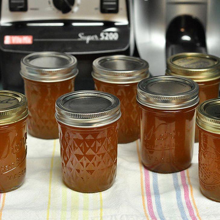 Orange Jelly III Recipe   jam   Pinterest