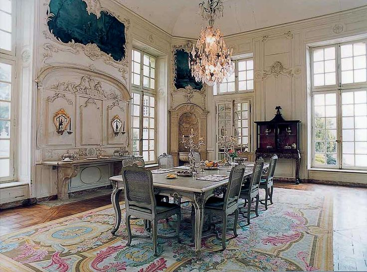 French Chateau Interiors French Chateaux Rental