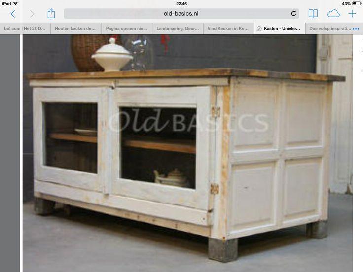 Keuken Werkbank Maken : Keukeneiland Maken : Keukeneiland zelf maken??? Keuken Pinterest
