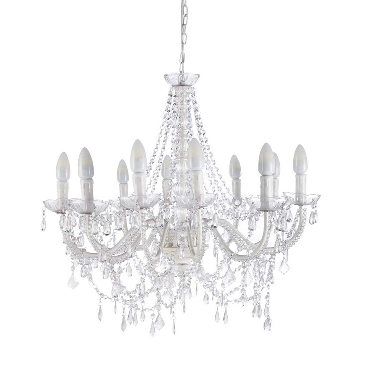 chandelier from maisons du monde. Black Bedroom Furniture Sets. Home Design Ideas