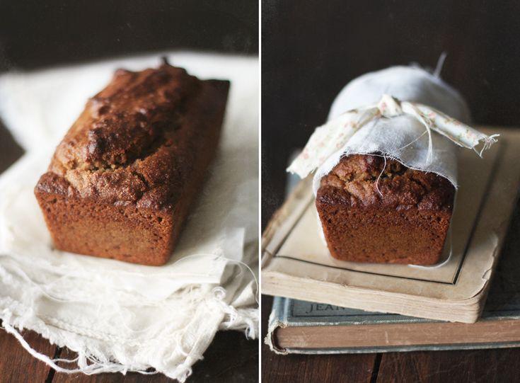 Spiced Ginger Cake - gluten free! | autumn flavors | Pinterest