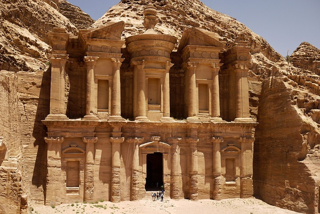A city carved in stone petra jordan places i want to