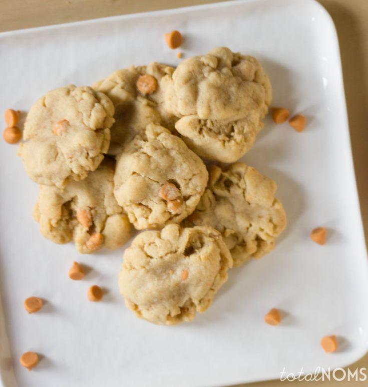 Brown Butter Butterscotch Cookies