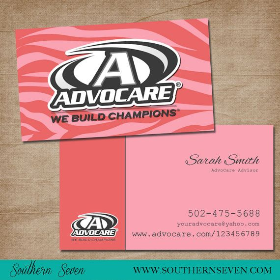 Advocare Business Cards images