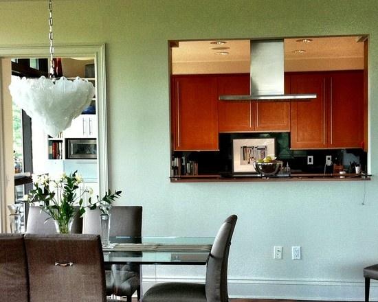 Pass Through Ledge Option Dream Kitchens Pinterest