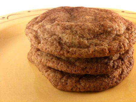 Whole Wheat Snickerdoodles | {TREATS} to try | Pinterest