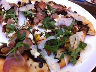 ... arugula salad prosciutto pizza with arugula arugula amp mozzarella