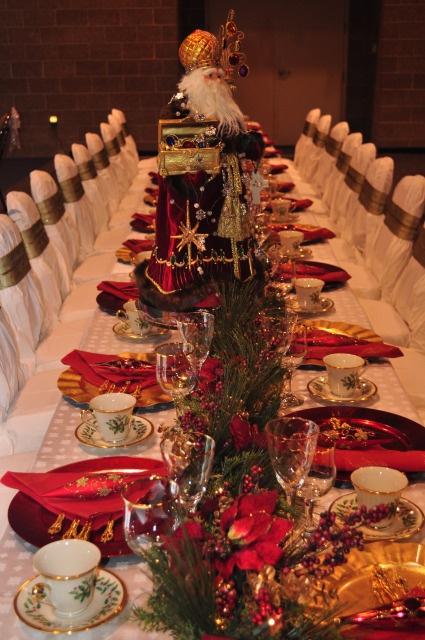 Tables Extraordinaire