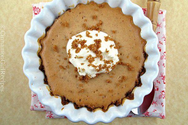 Gingerbread Cheesecake | Desserts | Pinterest
