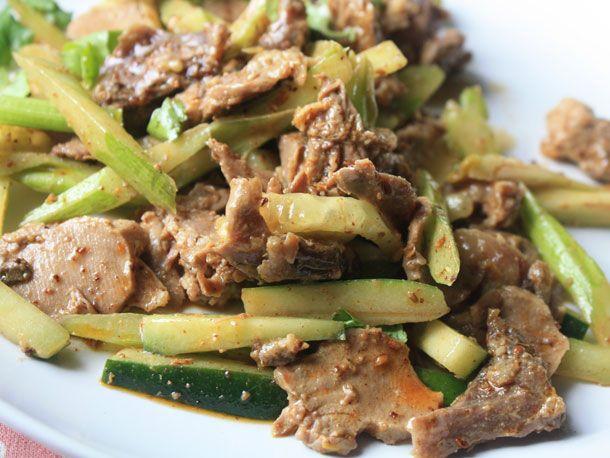 Lamb's Face Salad | Recipe