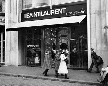 Saint Laurent, 1977