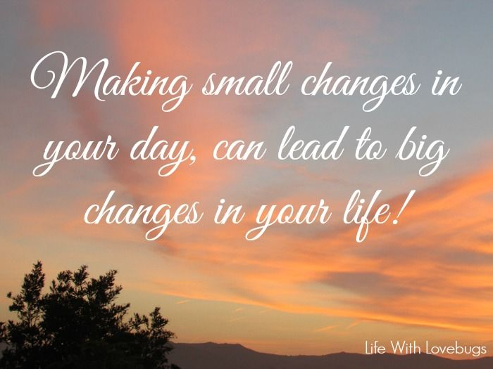 inspirational quotes about making changes quotesgram