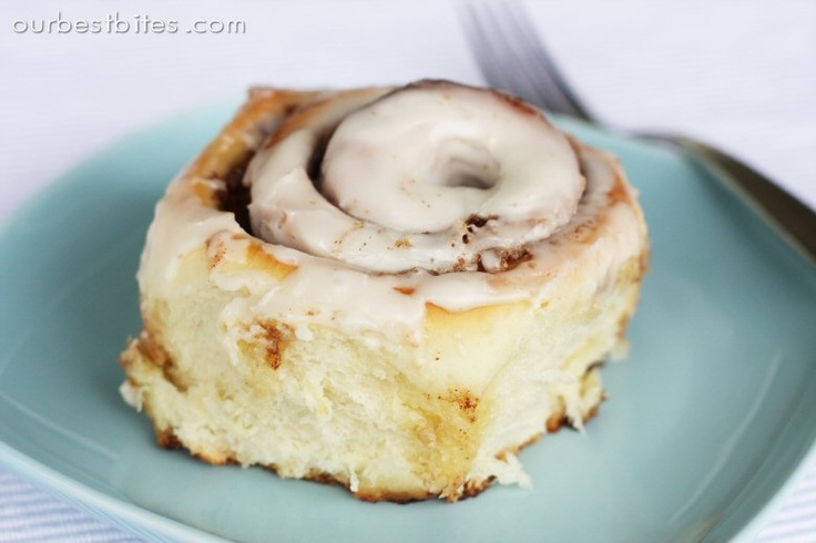Everyday Cinnamon Rolls | Our Best Bites - my hubby thought these were ...