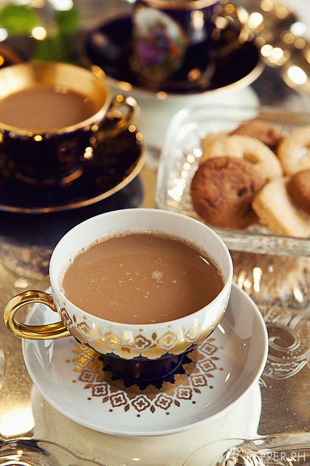 how to make coffee milk tea