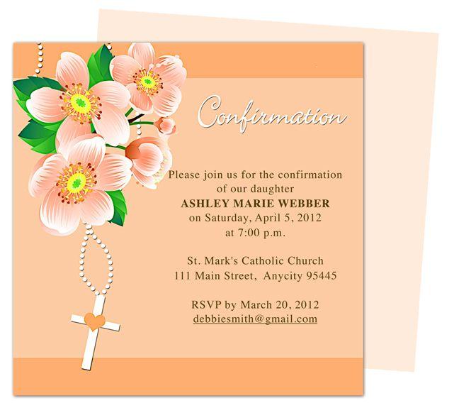 Confirmation Catholic Cards Catholic Confirmation