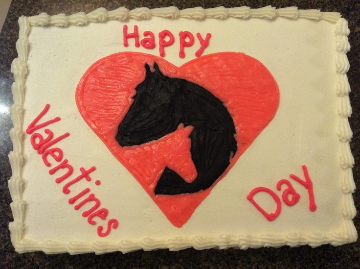 valentine cake pictures gallery