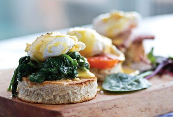 Eggs Florentine Recipe Plus Variations | Leite's Culinaria Easy peasy ...