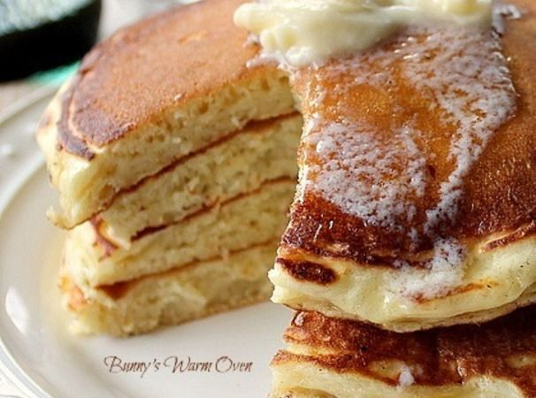 The Best Buttermilk Pancakes EVER! | Yummy Recipes | Pinterest