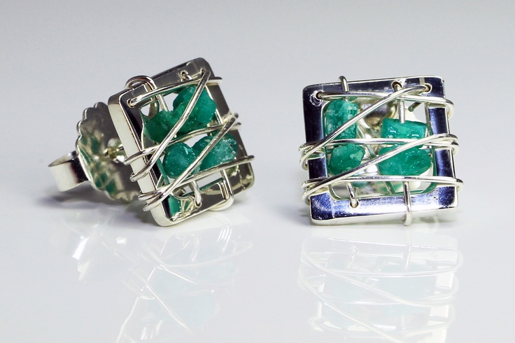 Emerald earrings on pinterest quotes