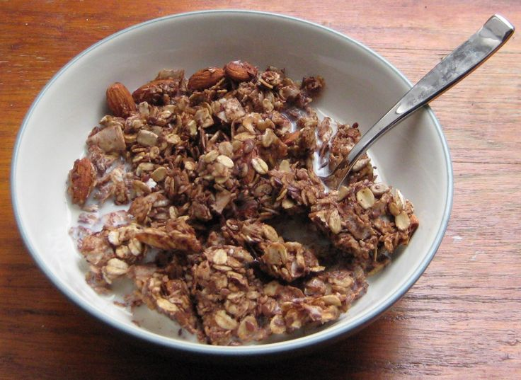 Almond Granola, from Me Redone. Seriously one of the best granolas ...