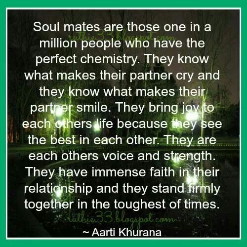 soulmate dating Signs you've found your soul mate 24 signs you've found your soul mate march 27, 2018 by hilary white i tried all the dating apps and this is my favorite.