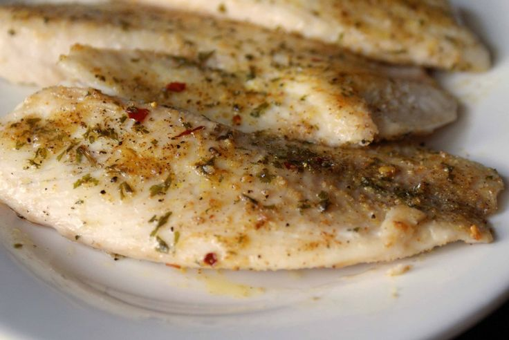 Tasty Tilapia | Chow Time | Pinterest