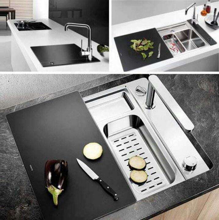 Kitchen sink cover Kitchen