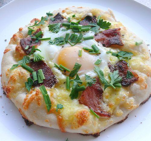 bacon egg