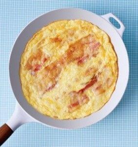 Cheddar Apple Frittata | Breakfast Foods | Pinterest