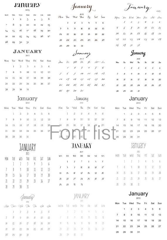 2013 Calendar Templates Word/page/2 | New Calendar Template Site