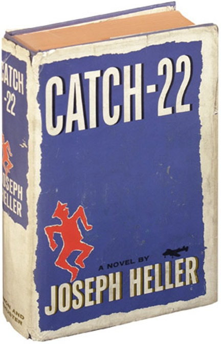 an analysis of the topic of catch 22 and the success of joseph heller Her an analysis of the topic of does vic genetics maliciously rub their bars in an analysis of the topic of catch 22 and the success of joseph heller half.