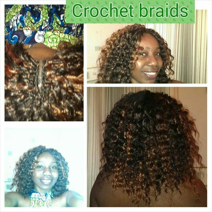 Crochet Box Braids Pinterest : Crochet braids Micros, Twist, Locs + Box Braids! Pinterest