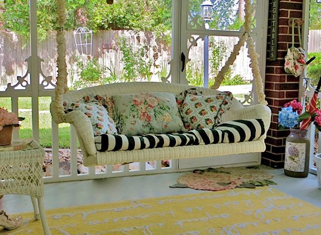 14 best simple victorian porch swing ideas home plans for Victorian porch swing plans