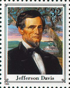 when was jefferson davis born and when did he died