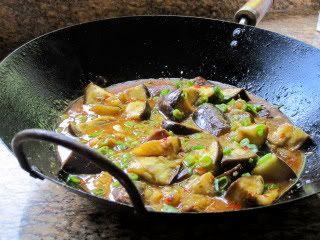 Sichuan Eggplant | Yums! | Pinterest