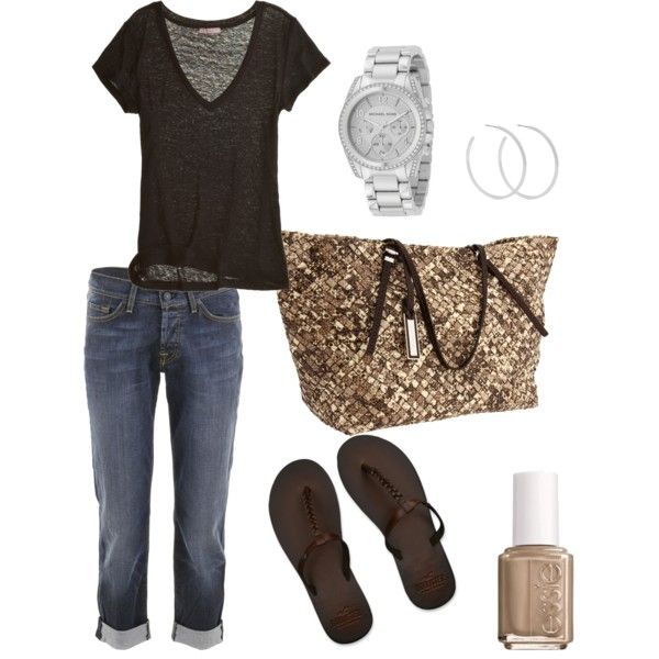 Casual and comfortable!
