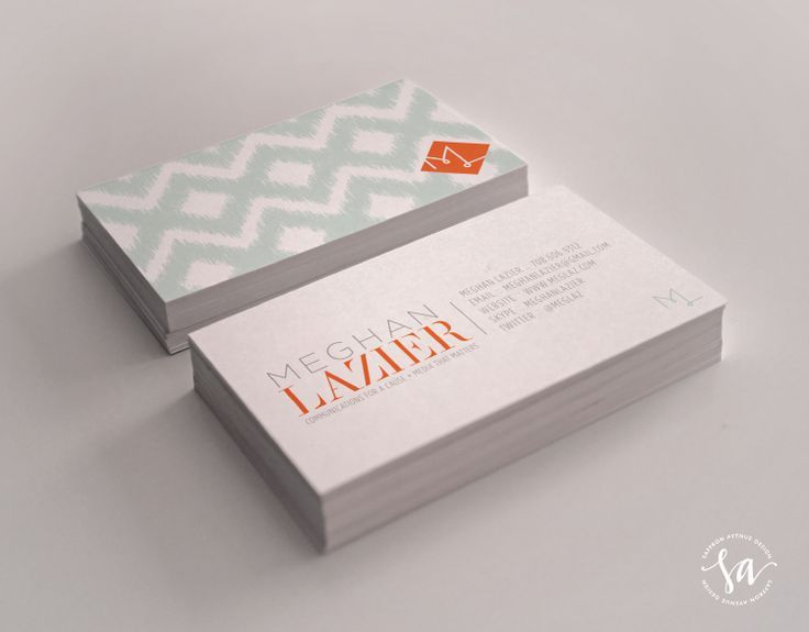 Design Idea Business Card Ideas Pinterest