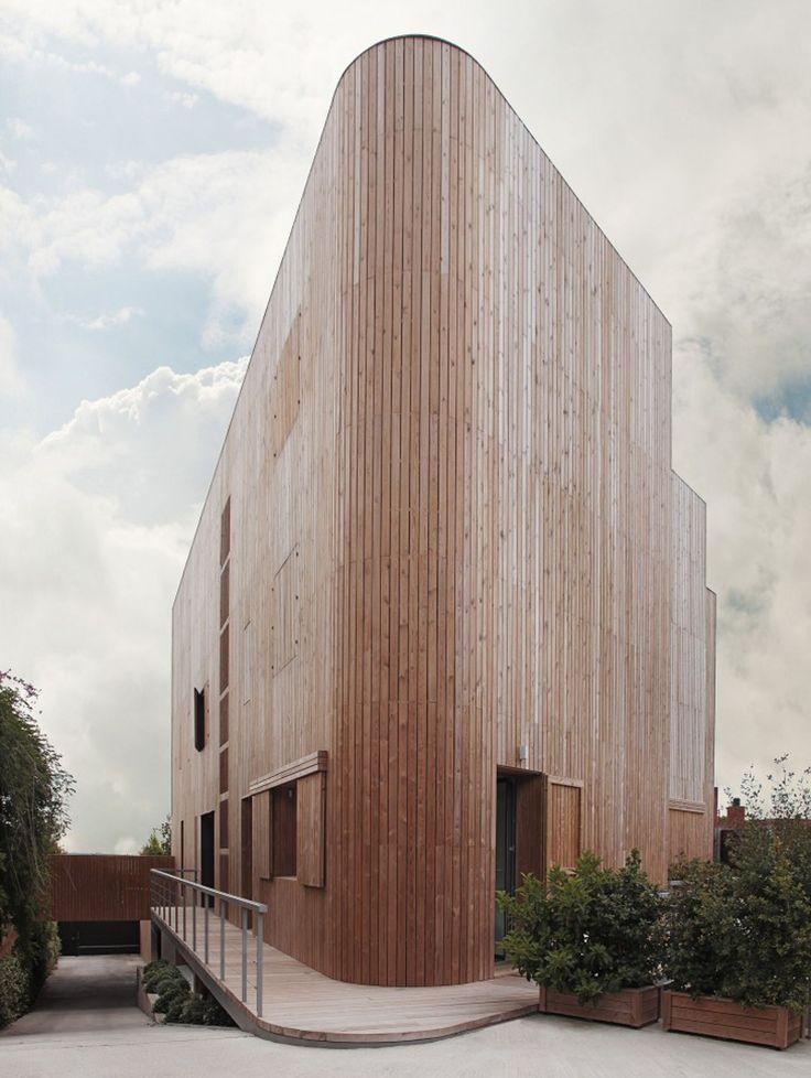 Fachadas de casas espectaculares, las nuevas tendencias