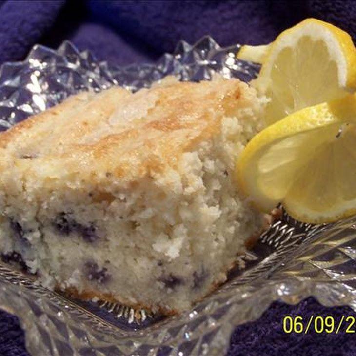 Blueberry Muffin Cake Recipe | Recipes | Pinterest