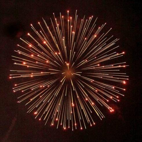 fireworks display valentines park ilford