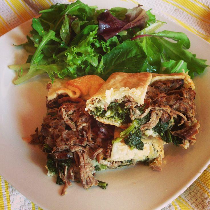 Broccoli Rabe Pie Recipes — Dishmaps