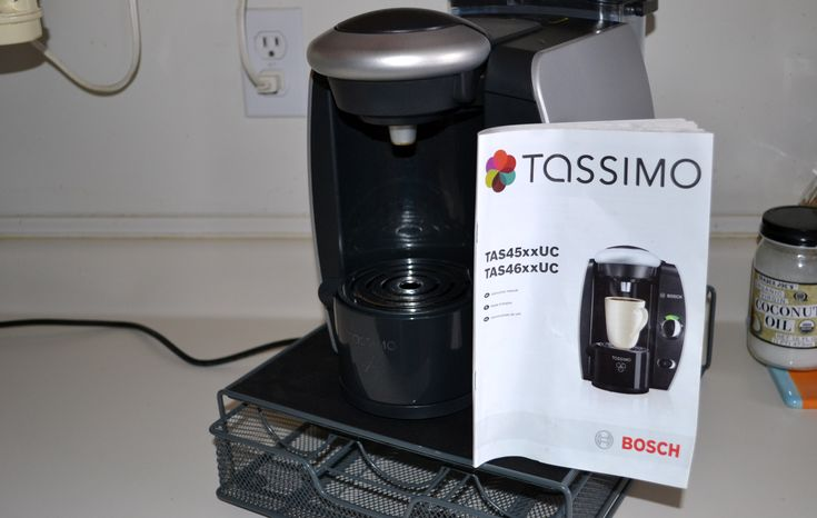 Tassimo single serve coffee maker made by Bosch in Lucylou s Garage Sale in Batesville , IN for ...
