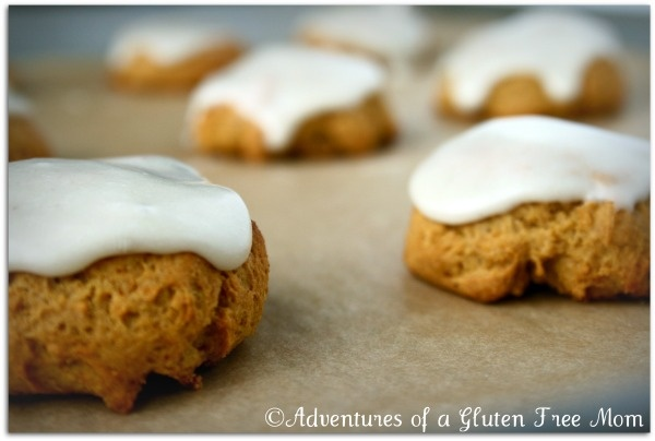 Gluten-Free Pumpkin Honey Spice Cookies | Gluten-Free foods | Pintere ...