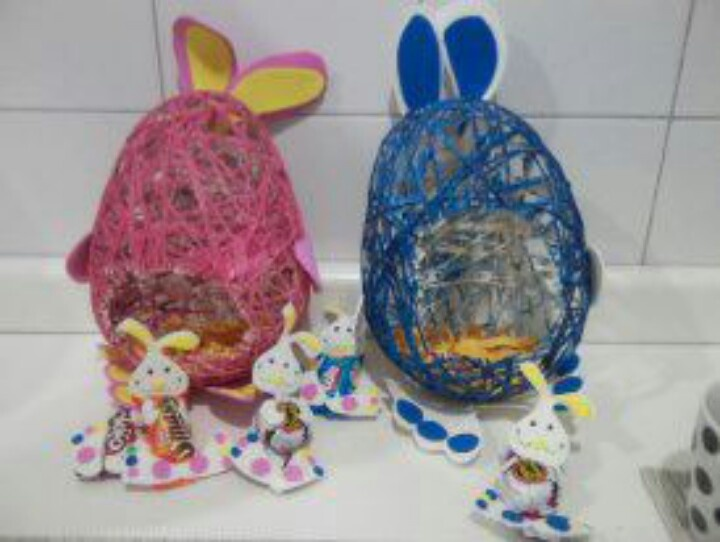 Pinterest Easter Crafts | just b.CAUSE