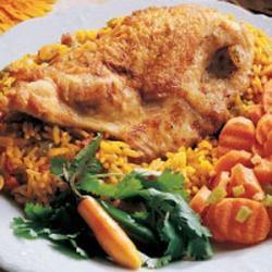 Spanish Rice Chicken II | Recipe