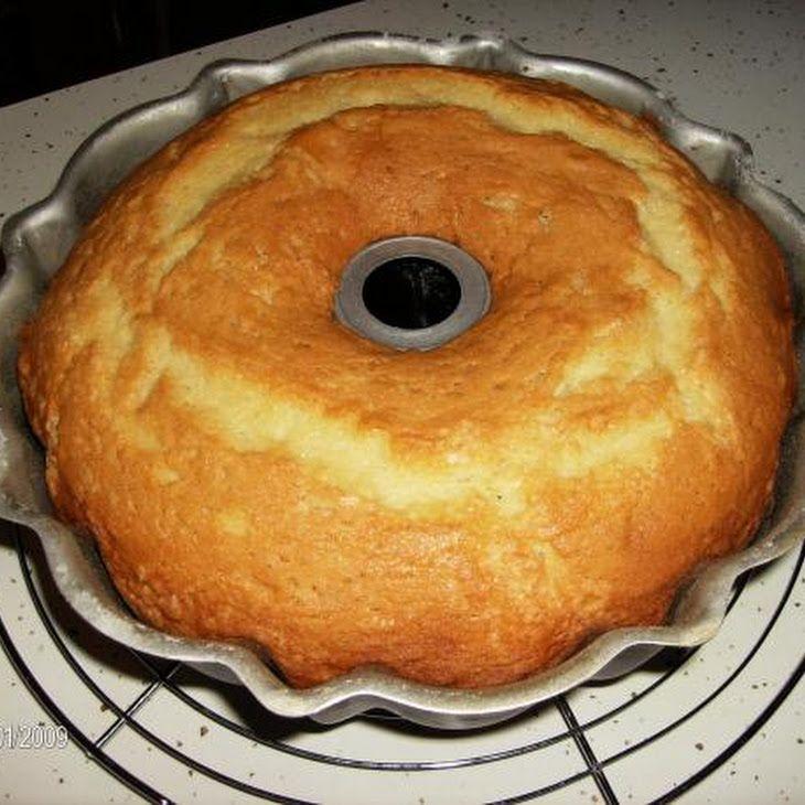 Buttermilk Pound Cake | Desserts | Pinterest