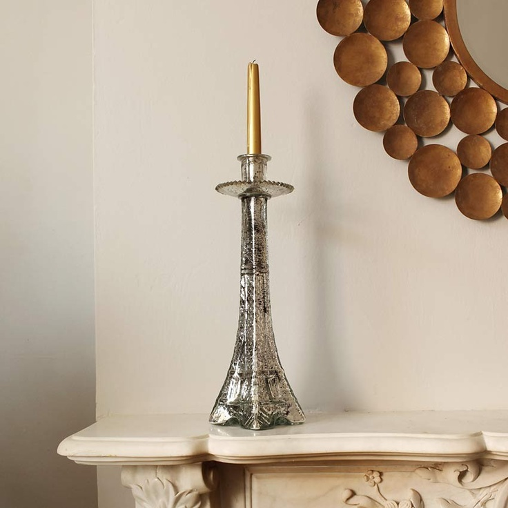 Eiffel Tower Candle Holder For The Home Pinterest