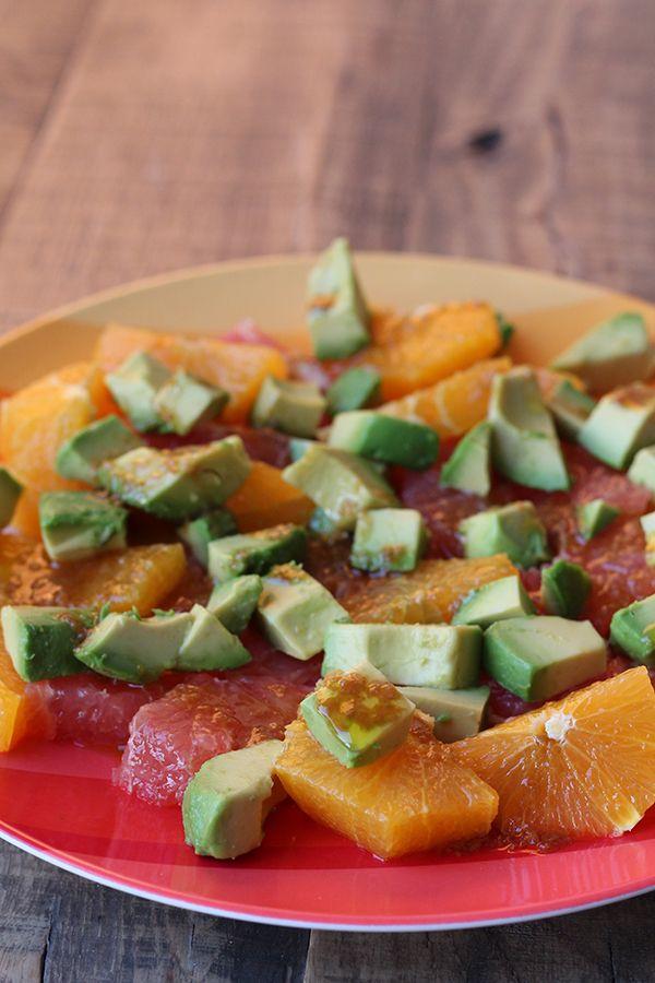 Avocado Citrus Salad - Bulldog Bistro