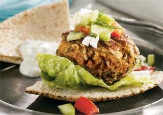 Mini Greek Burgers Recipes — Dishmaps